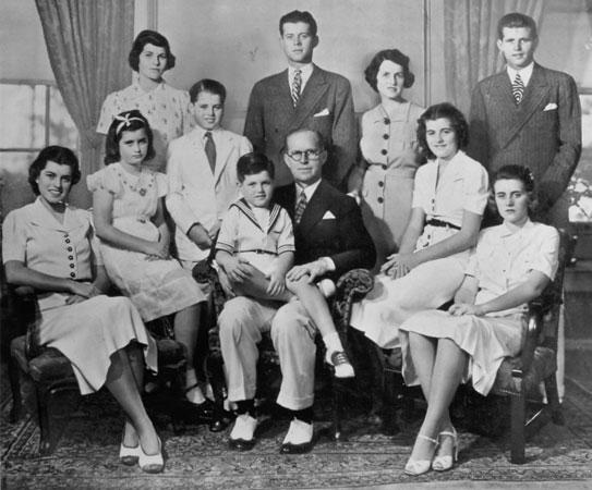 kennedy family pics. Kennedy Family